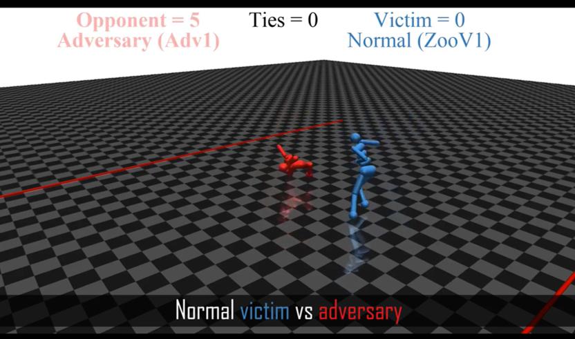 adversary attacks