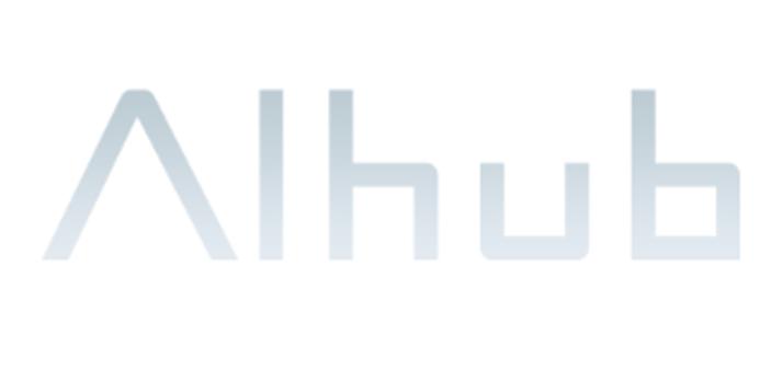 AIhub logo