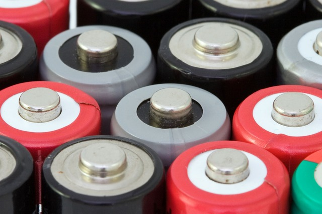Li-ion batteries