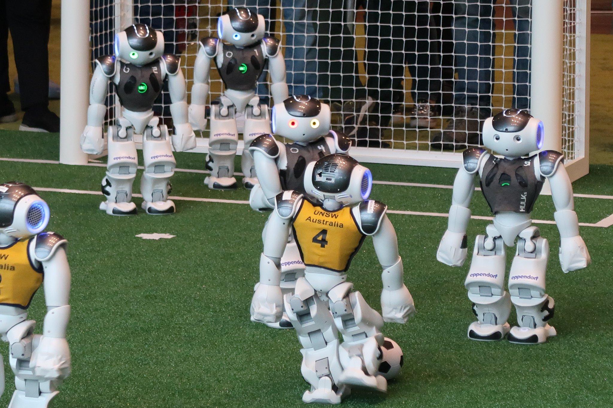 RoboCup UNSW Hulks