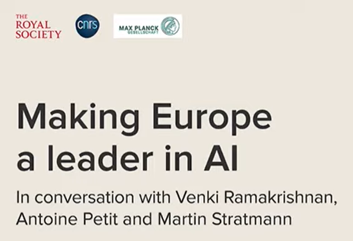 AI-Europe event