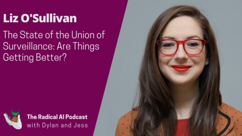 Liz O'Sullivan | Radical AI podcast | AIhub