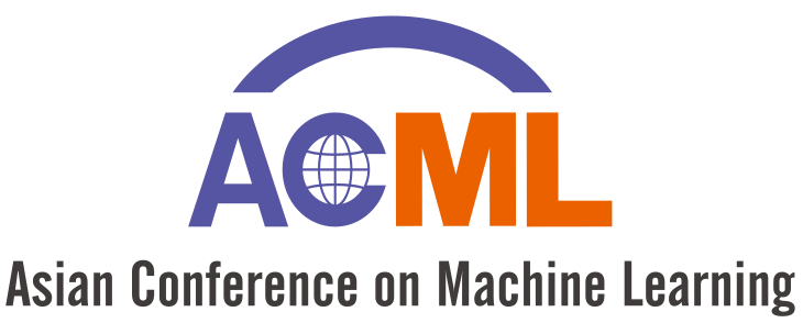 Asian conference on machine learning logo