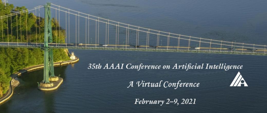 AAAI2021 logo