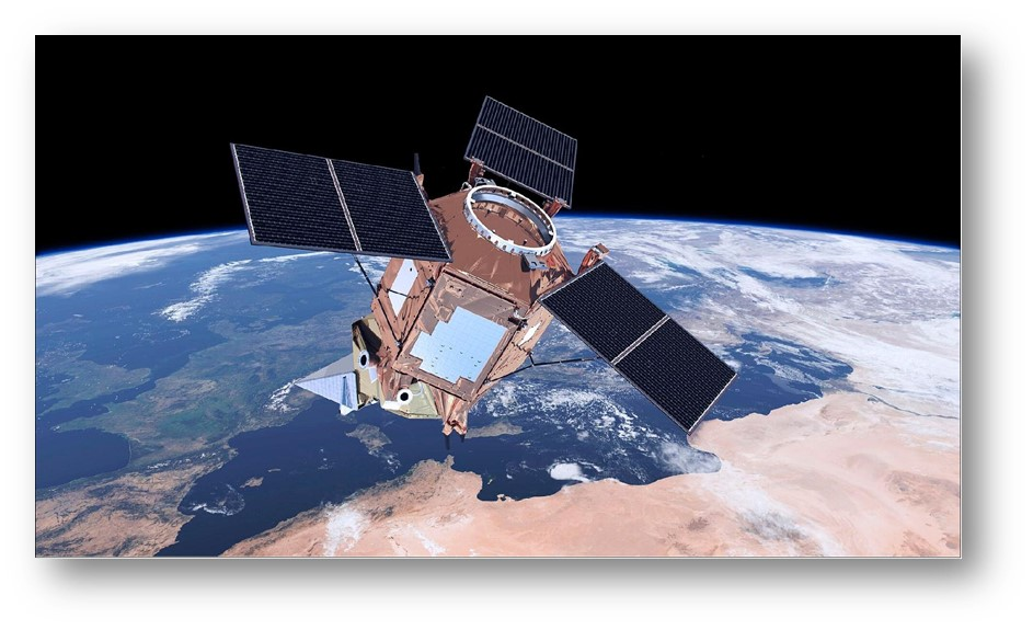 Sentinel 5P satellite for monitoring urban heat islands and the air pollution