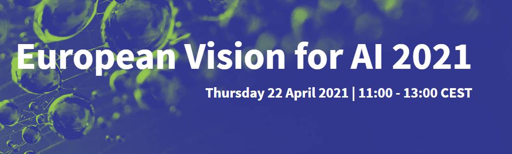 european vision for AI logo