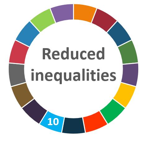 AIhub focus issue on reduced inequalities
