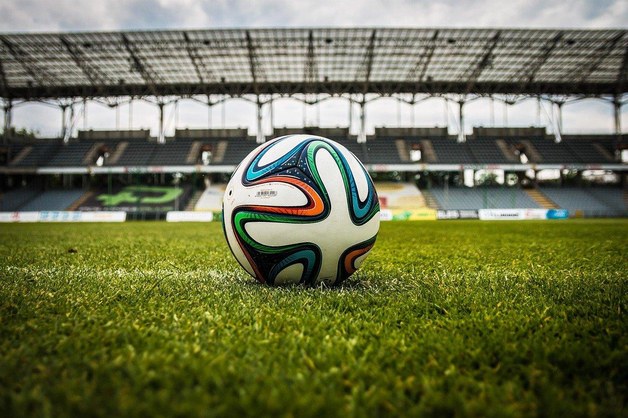 football and stadium