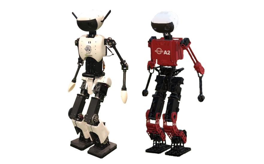 HERoEHS RoboCup team robot