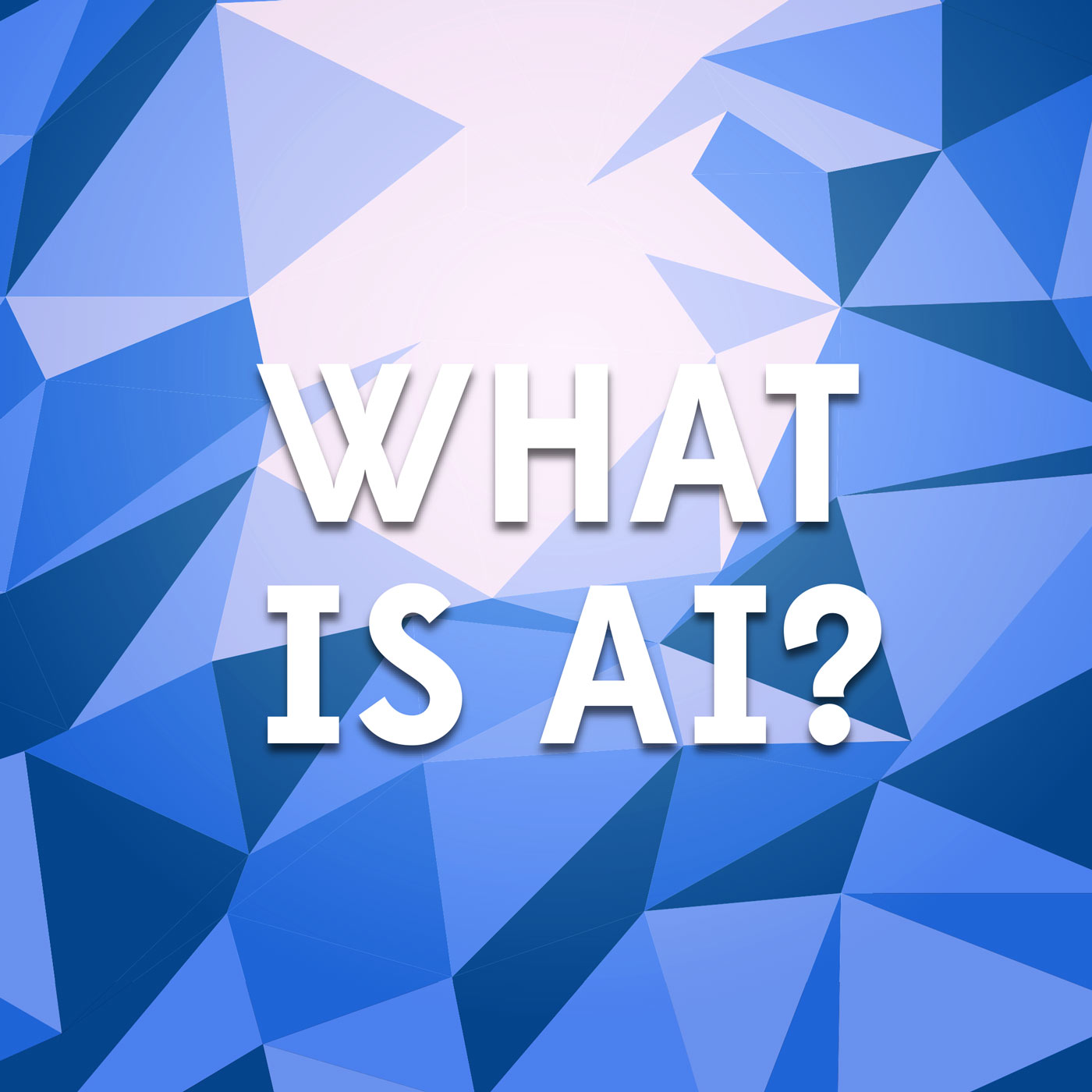 What is AI? Machine ethics podcast