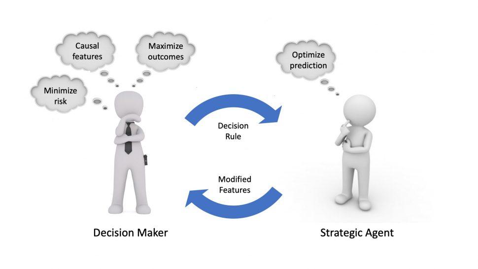 decision-maker