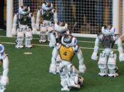 #RoboCup2019 Standard Platform League Competition Day 3