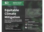 equitable climate mitigation